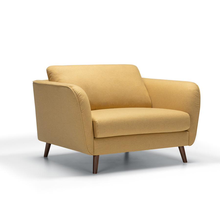 Anna Wide Armchair