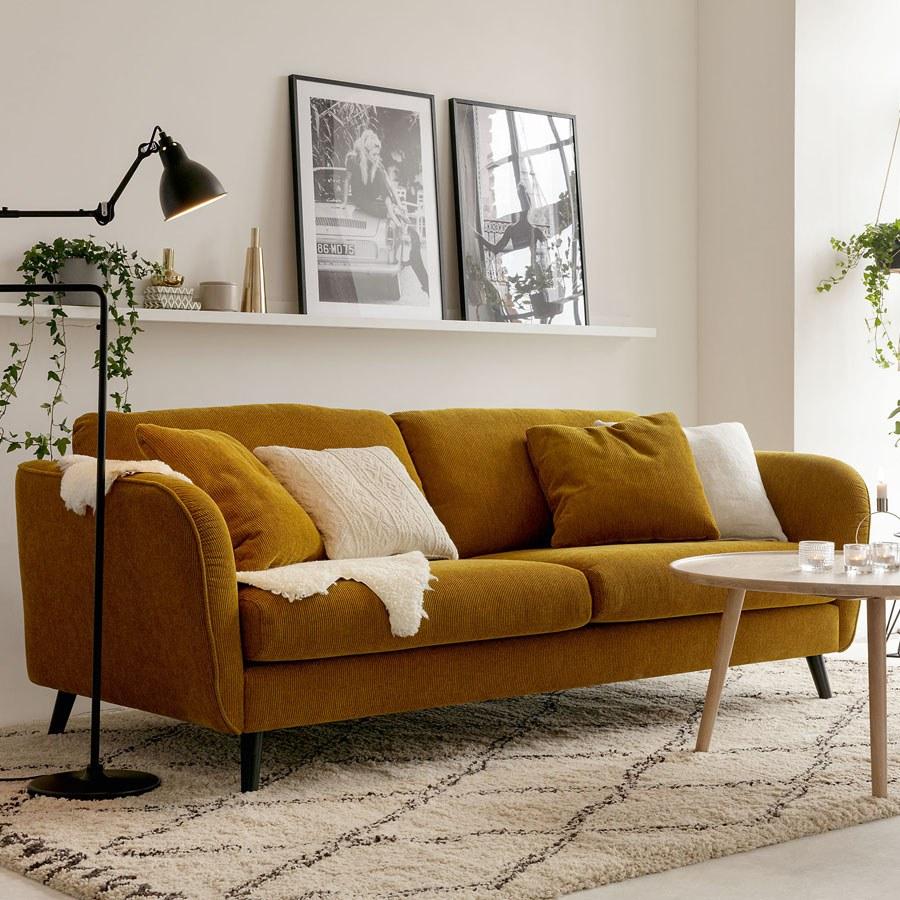 Anna 3 Seater Sofa