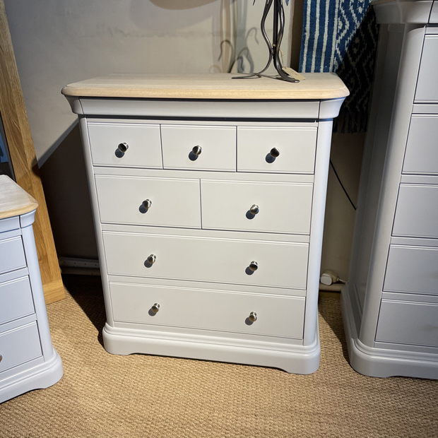 Ex Display New Middleton 7dr Tall Chest