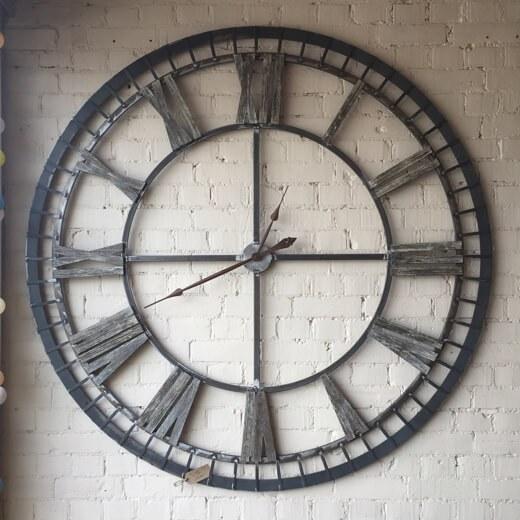 Extra Large Roman Numeral Clock