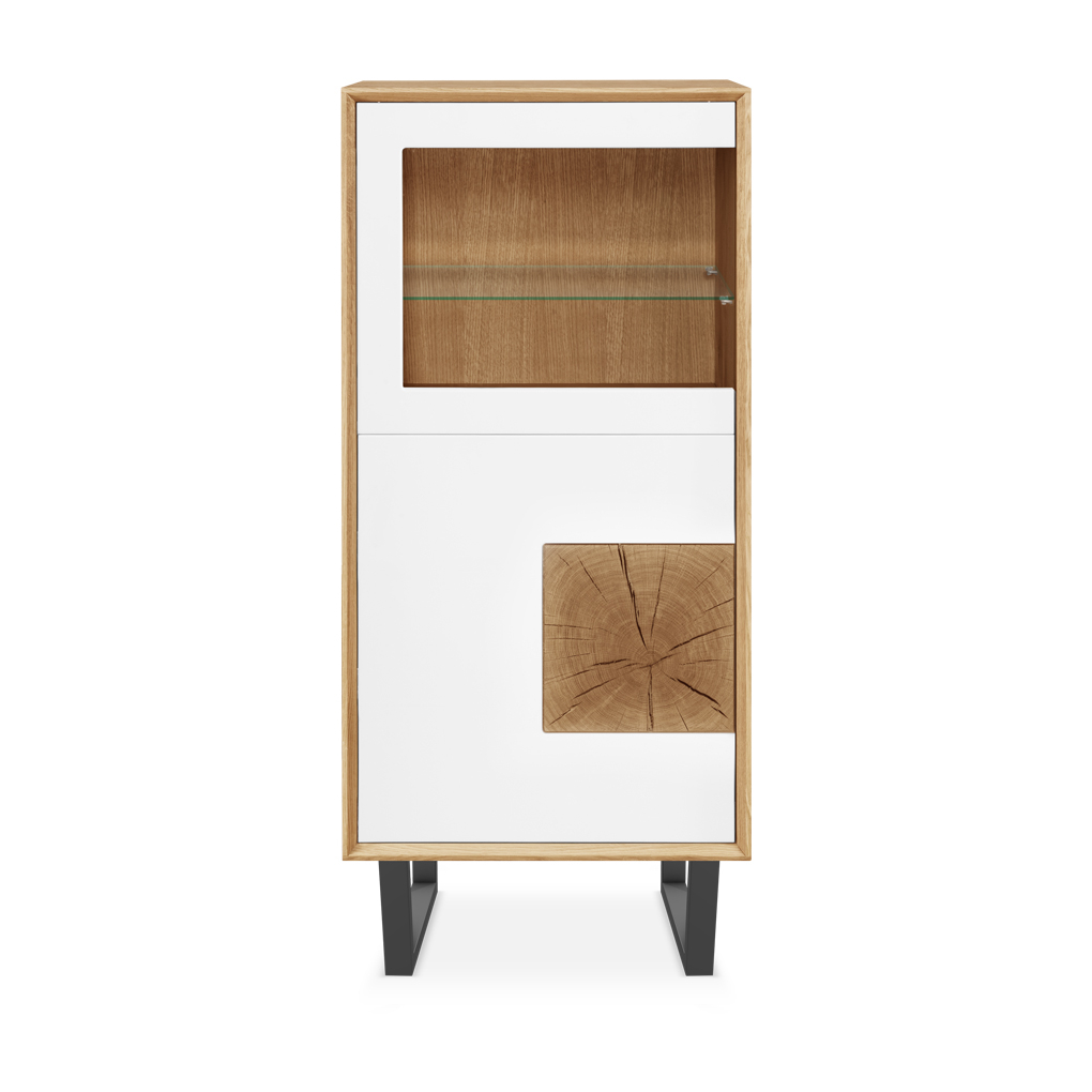 Milano Low Display Cabinet