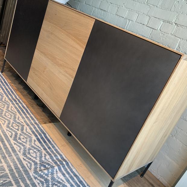 Skorgen Sideboard-3 Section