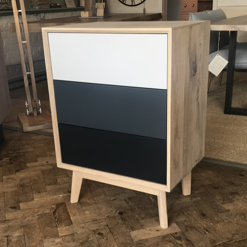 Milano 3dr Sideboard/Chest